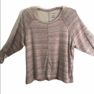 Sonoma Womens 3x soft top in Pink & Grays